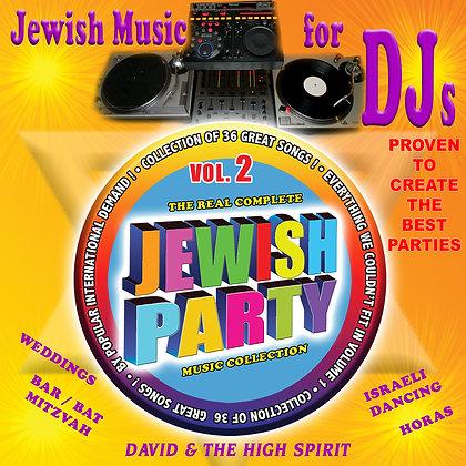 Jewish Music for DJs. Vol. 2