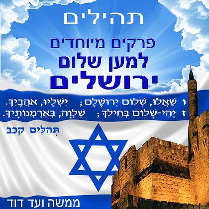 פרקים מיוחדים למען שלום ירושלים