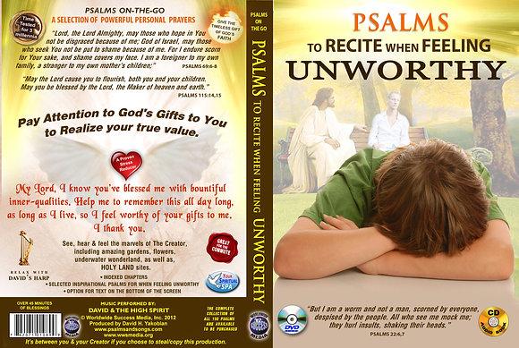 To Recite when Feeling Unworthy