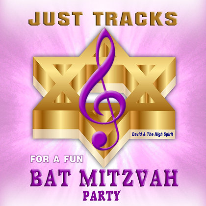 Just Tracks for a fun Bat Mitzvah Party