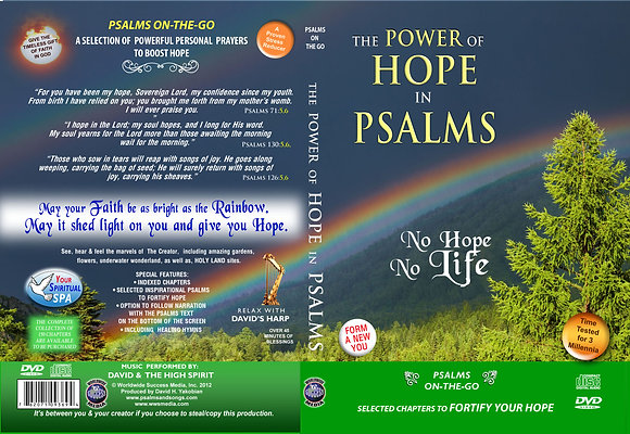 The Power of Hope in Psalms