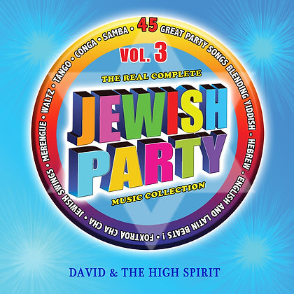 The Real Complete Jewish Party  Vol. 3