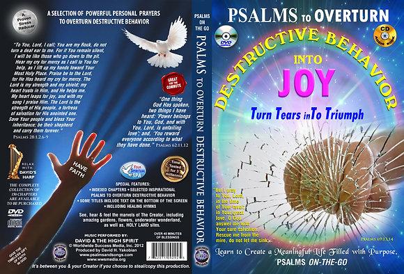 To Overturn Destructive Behavior into Joy