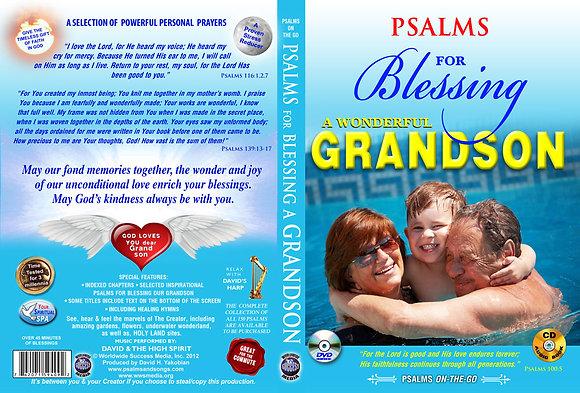 For Blessing a Wonderful Grandson