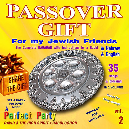 Passover Gift for My Jewish Friends, Vol. 2