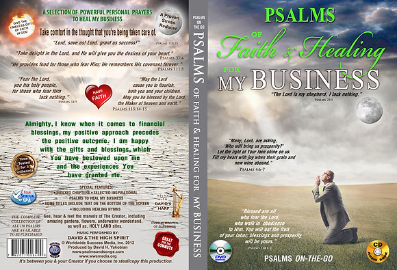 Of Faith & Healing for My Business