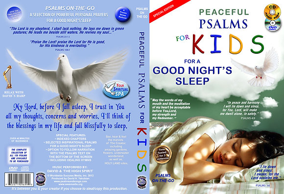 Psalms for Kids for a Good Night's Sleep