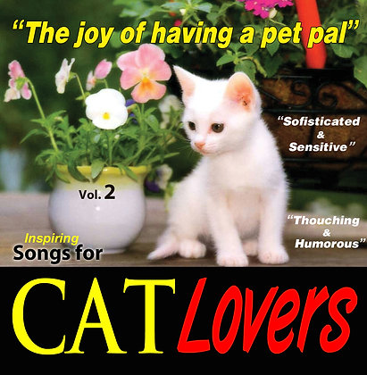 Inspiring Songs for Cat Lovers