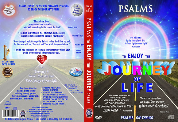 To Enjoy the Journey of Life