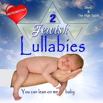 Jewish Lullabies, Vol. 2