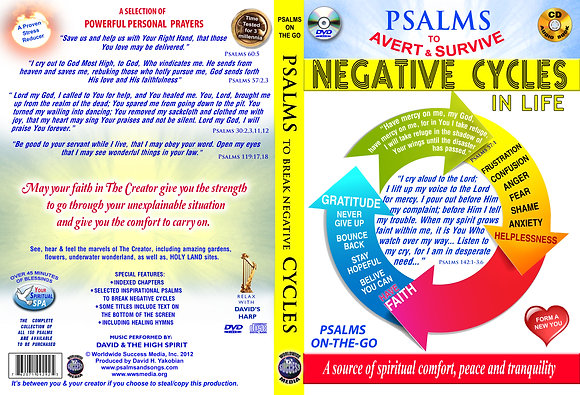 To Avert & Survive Negative Cycles in Life