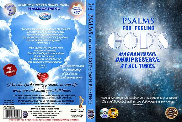 For Feeling God's Magnanimous Omnipresence