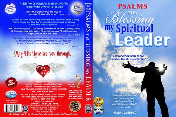 For Blessing My Spiritual Leader