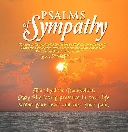 Of Sympathy