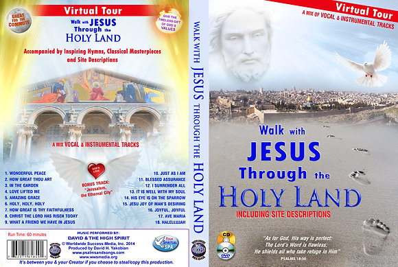 Walk with Jesus Through the Holy Land