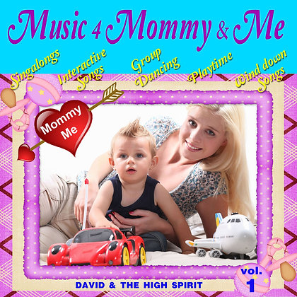 Music 4 Mommy & Me, Vol. 1