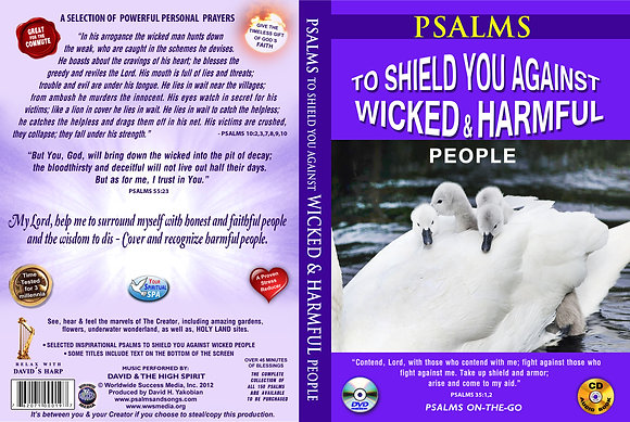 To Shield You Against Wicked & Harmful People