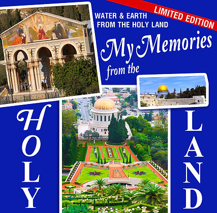 My Memories from the Holy Land