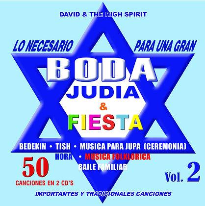 Boda Judia & Fiesta, Vol. 2