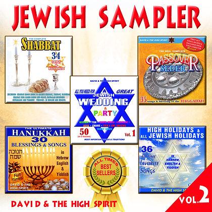 Jewish Sampler, Vol. 2