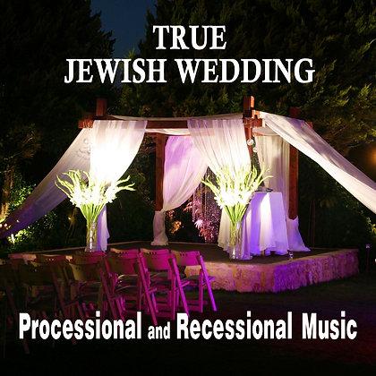 True Jewish Wedding