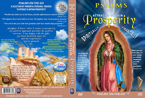 To Attract & Obtain  Prosperity (Gpe)
