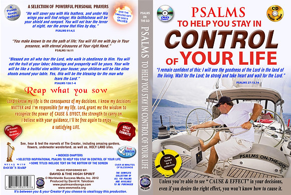 To Help you stay in Control of Your Life