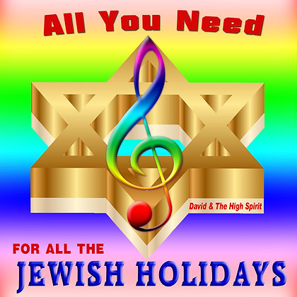 All You need for all the Jewish Holidays