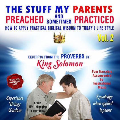 The Stuff my Parents, Vol. 2