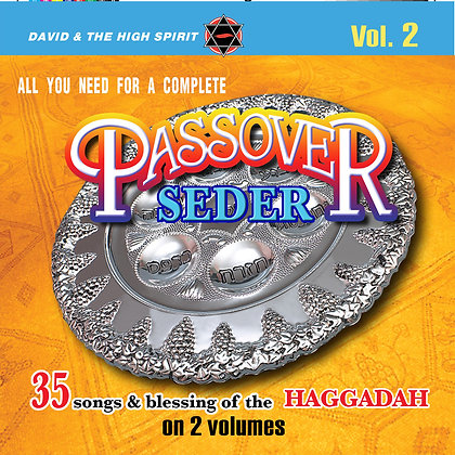 Passover Seder, Vol. 2
