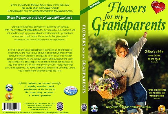 Flower for my Grandparents