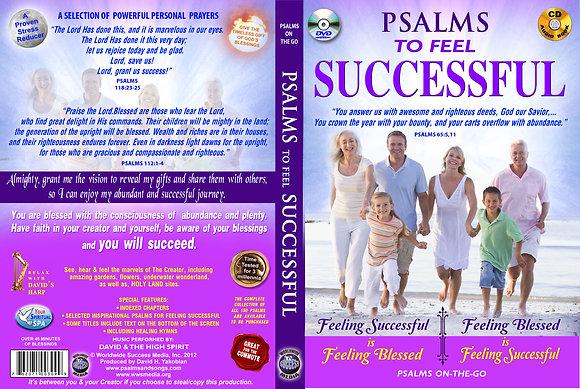 To Feel Successful