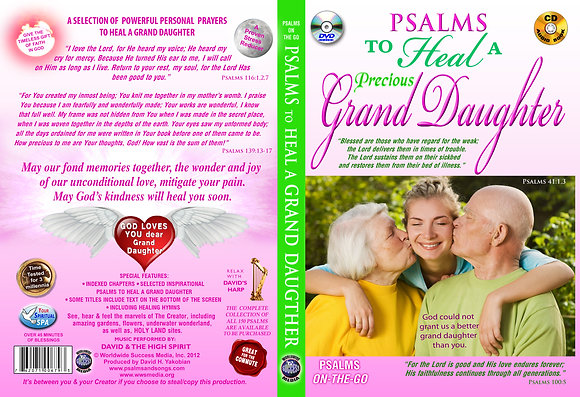Heal a Precious Grand Daughter