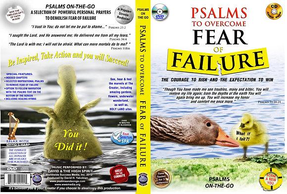 To Overcome Fear of Failure