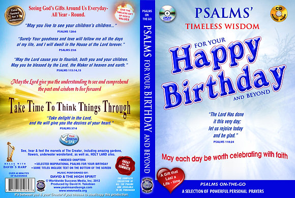For Your Happy Birthday and Beyond (men)