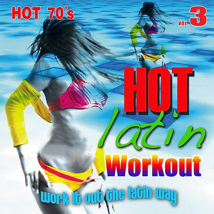 Hot Latin Workout, Vol. 3
