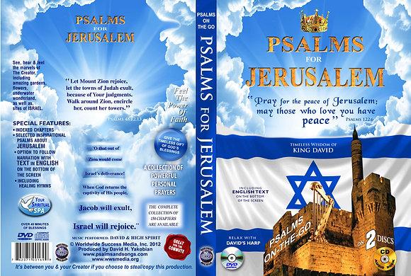 For Jerusalem