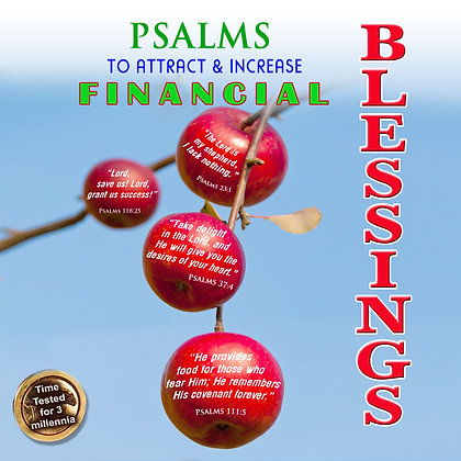 To Attract & Increase Financial Blessings