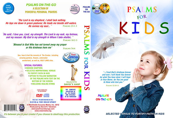 Psalms for Kids