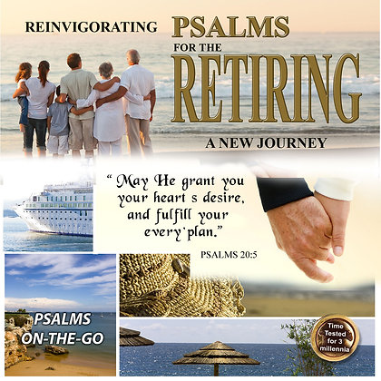 For the Retiring a New Journey
