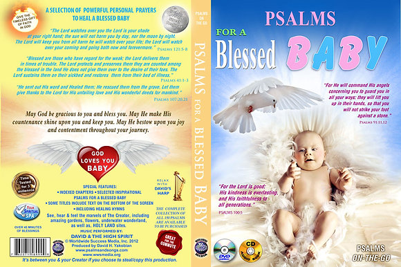 Psalms for a Blessed Baby