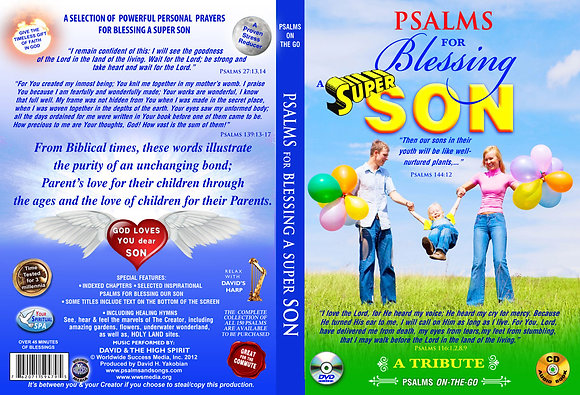 Psalms for Blessings a Super Son