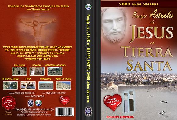 Pasajes Actuales de Jesus en Tierra Santa