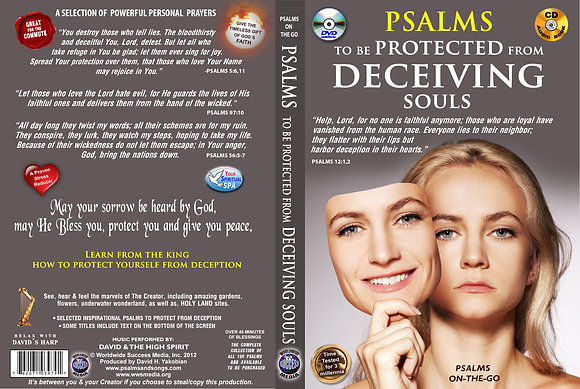To be protected from Deceiving Souls
