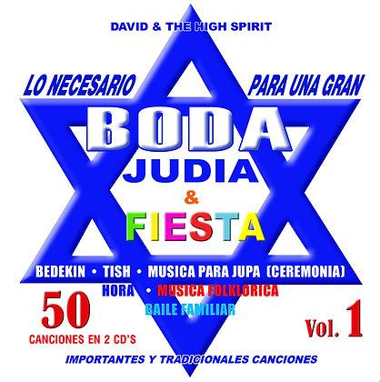 Boda Judia & Fiesta, Vol. 1