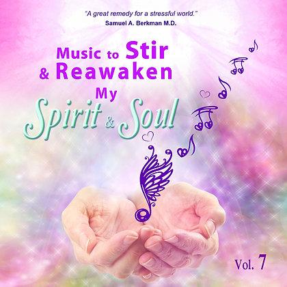 Music to Stir a Reawaken my Spirit and Soul