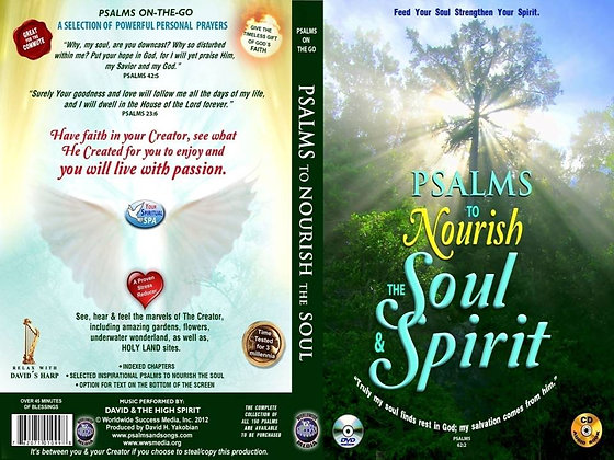 To Nourish the Soul & Spirit