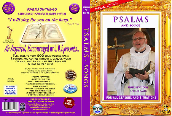Psalms and Songs for all Seasons and Situations