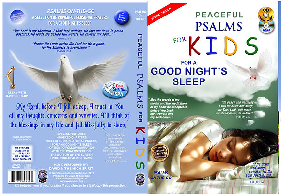 For Kids for a Good Night's Sleep