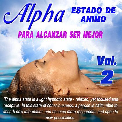 Alpha Estado de Animo, Vol. 2